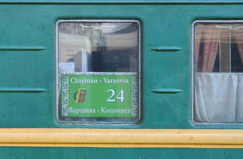 Chisinau to Warsaw trainline. author: tcy77. source: Flickr